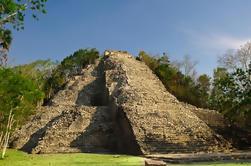 Coba Ruins Day Trip de Cancún ou Riviera Maya