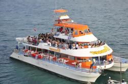 Crucero por catamarán desde Cancún