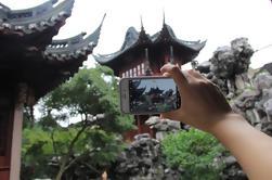 Tour de fotografía de 4 horas para Shutterbugs en Shanghai