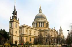Tour Privado: London Walking Tour de la Catedral de San Pablo