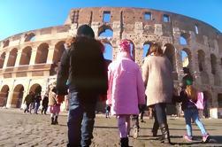 Tour familiar al Coliseo y al Cerro Palatino