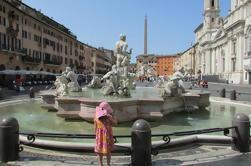 Visita a las fuentes y plazas de Roma