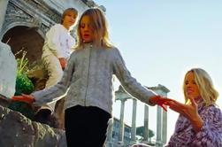 Ghetto judío a pie para familias en Roma