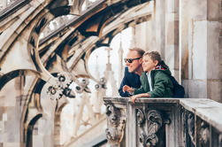 Tour Privado Familiar: La Catedral y la Galería Vittorio Emanuele