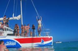 Catamarán y Snorkel Tour de Punta Cana