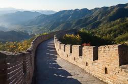Private Beijing Day Tour van de Verboden Stad Mutianyu Great Wall met glijbaan en Michelin Beoordeeld Dumpling Restaurant