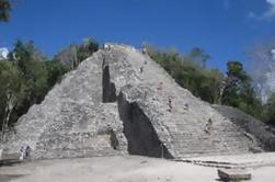 Excursión de un día a Tulum y Coba desde Cancún