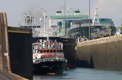 Circuit partiel du Canal de Panama - direction nord