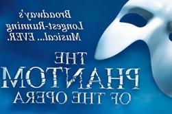 Fantasma de la Ópera en Broadway