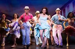 En tus pies en Broadway