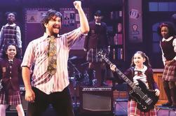 Escuela de Rock en Broadway