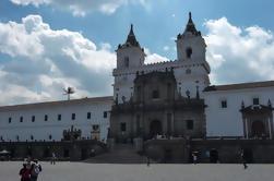 Tour privado de Quito y Medio del Mundo