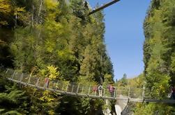 Excursión a pie del Cañón Sainte-Anne