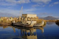 Excursão de dia inteiro no Lago Titicaca: Uros e Taquile
