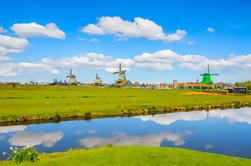 Recorrido de un día por Zaanse Schans, Edam y Volendam con un guía que habla español