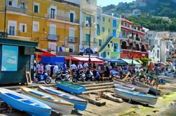 Costa Amalfitana Tour de día completo desde Roma