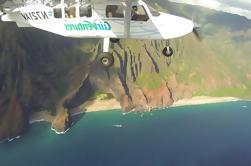 Excursión entera del aire de la isla de Kauai