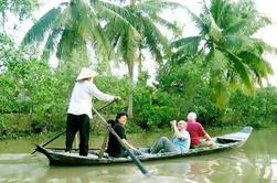 Delta do Mekong Excursão guiada de grupo de dia inteiro de Ho Chi Minh City