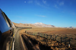 Billete de tren de Xining a Lhasa