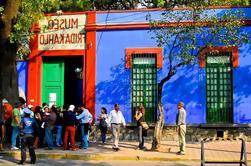 Visita a los Museos de la Ciudad de México: Museo Nacional de Antropología, Frida Kahlo y Museo Leon Trotsky