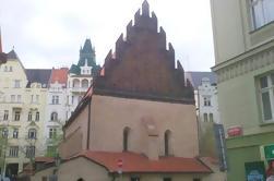 Excursão privada: Museu Judaico de Praga e Passeio Sinagoga Velha-Nova