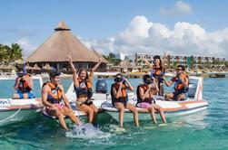 Jungle en Punta Nizuc Reef Tour in Cancun