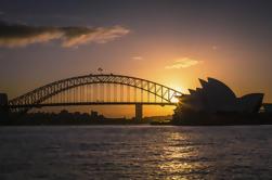 Passeio de Crepúsculo de Sydney em helicóptero