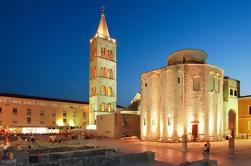 Zadar Excursión de un día desde Zagreb