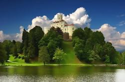 Excursión de un día a Varazdin City y Trakoscan Castle desde Zagreb