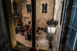 Requesens Palace Dinner Experience con espectáculo medieval