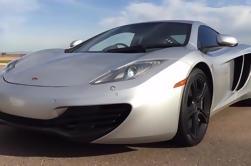 McLaren Supercar Experience aan de Arizona Motorsports Park