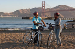 Tour en bicicleta por el puente Golden Gate de San Francisco