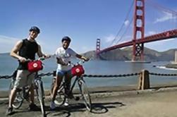San Francisco Visita guiada en bicicleta