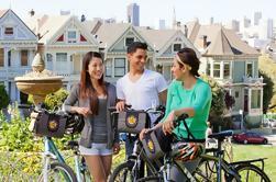 Tour urbano de la bici de San Francisco