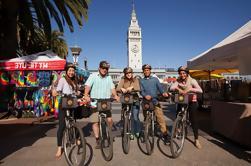 Alcatraz y el puente Golden Gate a Sausalito Tour