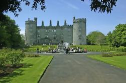 Viaje en tren de Waterford Crystal y Kilkenny desde Dublín