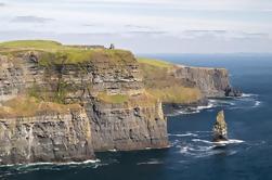 Limerick, Excursión de los acantilados de Moher y de la bahía de Galway
