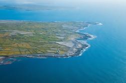 Excursión escénica de las islas de Aran y viaje de Galway de Dublín