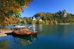 Lago Bled y almuerzo tradicional en Radovljica Tour de día completo desde Ljubljana