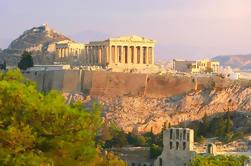 Visite privée d'une demi-journée à Athènes