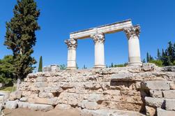 Excursion d'une journée à l'ancienne Corinthe d'Athènes