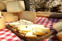 Excursión de un día a la granja de queso de Idiazabal desde San Sebastián