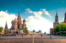 Tour privado de medio día de Moscú soviético