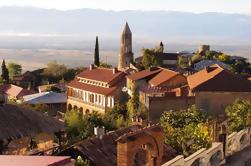 Private VIP Day Tour a través de la ciudad de Kakheti de amor y Lopota lago