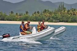 Excursión a la costa de St Maarten: Snorkel y Safari de San Martín