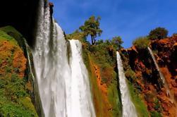 Excursion privée d'une journée guidée: Ouzoud Waterfalls from Marrakech