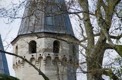 Corazón histórico de Estambul con Santa Sofía, Palacio de Topkapi, Mezquita Azul, Hipódromo, Cisterna subterránea Gran bazar cubierto
