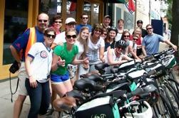 Smak av Chicago Bike Tour: Chicago-Style Pizza, Øl, Cupcakes og Hot Dogs