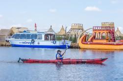 Kayak en las Islas Uros desde Puno