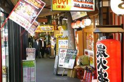 Noche de comida y bebida Tour en Osaka